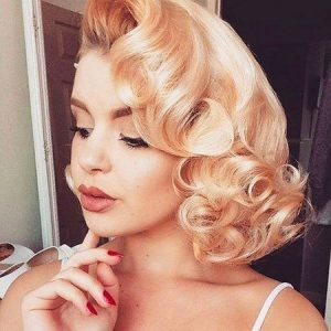 Gorgeous Loose Round Big Curls