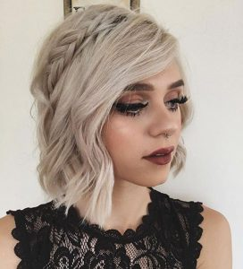 Short Hairstyle for Prom