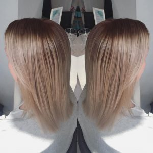 Nude Hair (AKA Neutral Blonde)