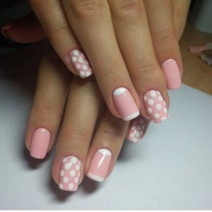 Minnie Mouse Inspired Polka Dots and Stripes