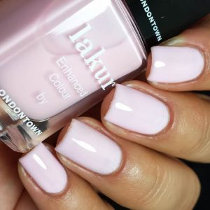 Extreme Square Nails Softened By Candy Pink