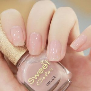 Pink As A Neutral Color – Nude Pink Nails