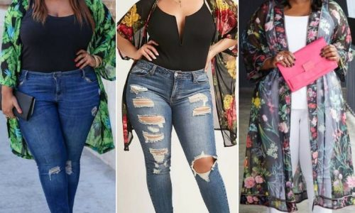 Fashion Hacks for Plus Size or Curvy Women