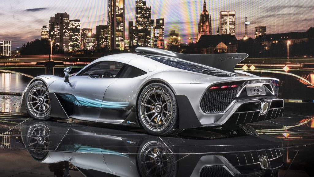 Mercedes-Benz AMG One