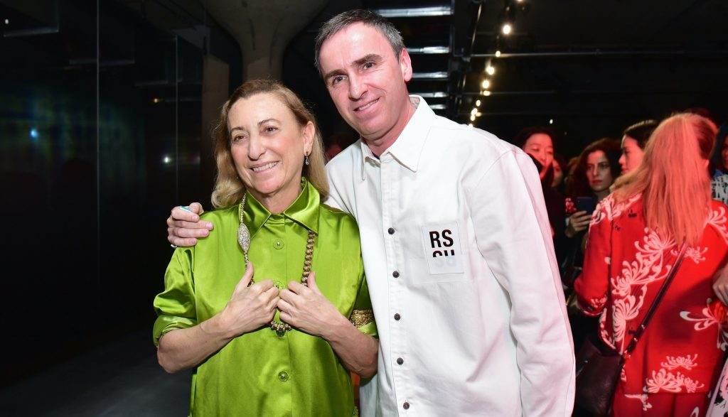 Miuccia Prada's Last Solo Fashion Collection
