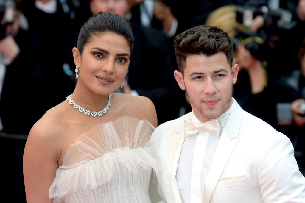 Priyanaka Chopra & Nick Jones