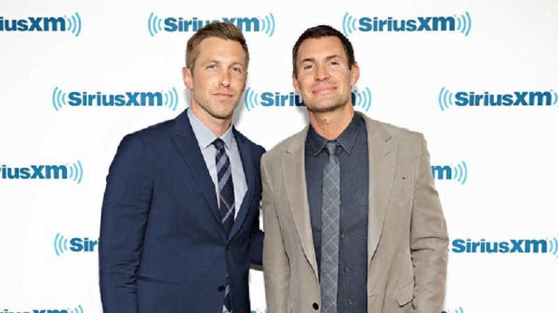 Scott Anderson and Jeff Lewis