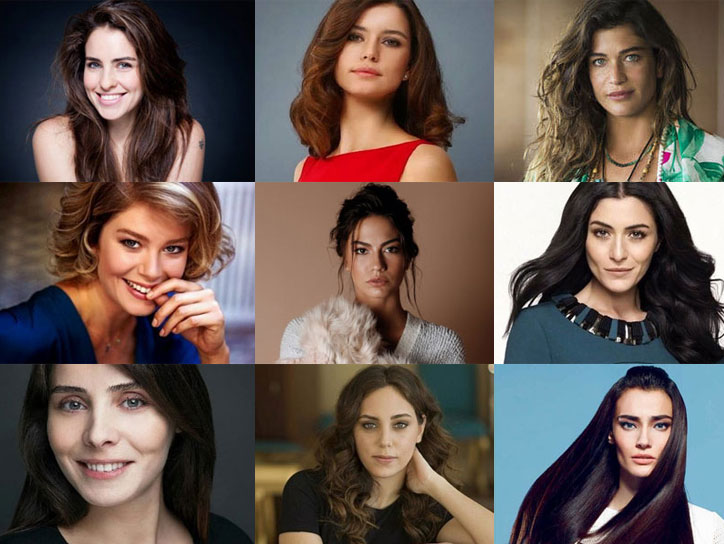 Top 5 Most Beautiful Actresses in 2020