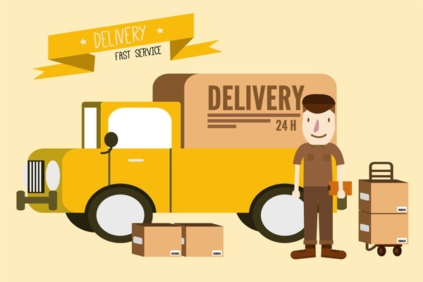 Delivery or Logistics