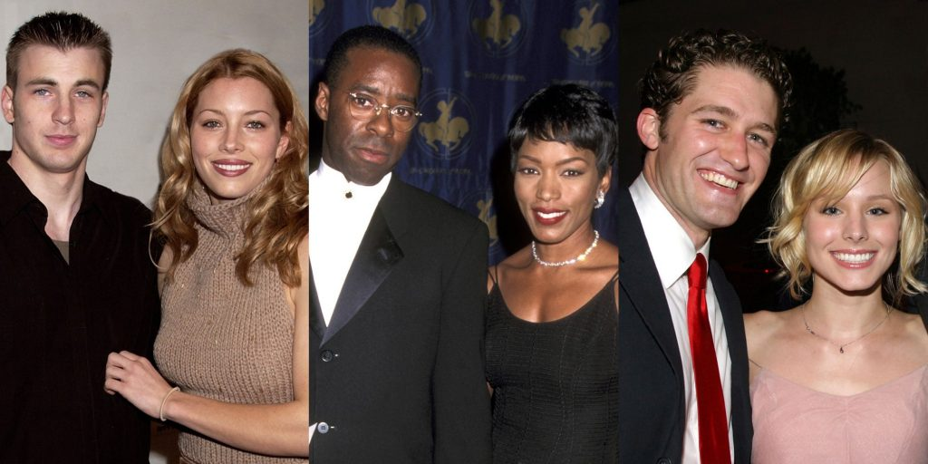 TV Celebrity Couples That Became Real Couple