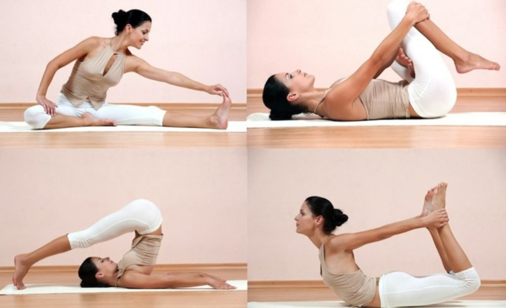 Some Amazing Yoga Poses to Stay Fit