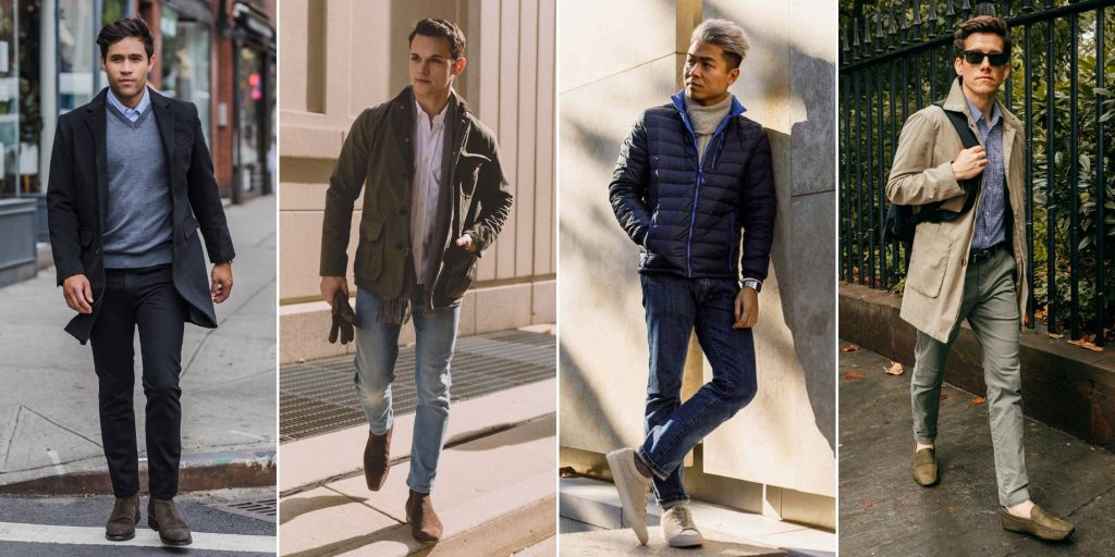 The 10 Coolest Jackets Every Stylish Man Should Own
