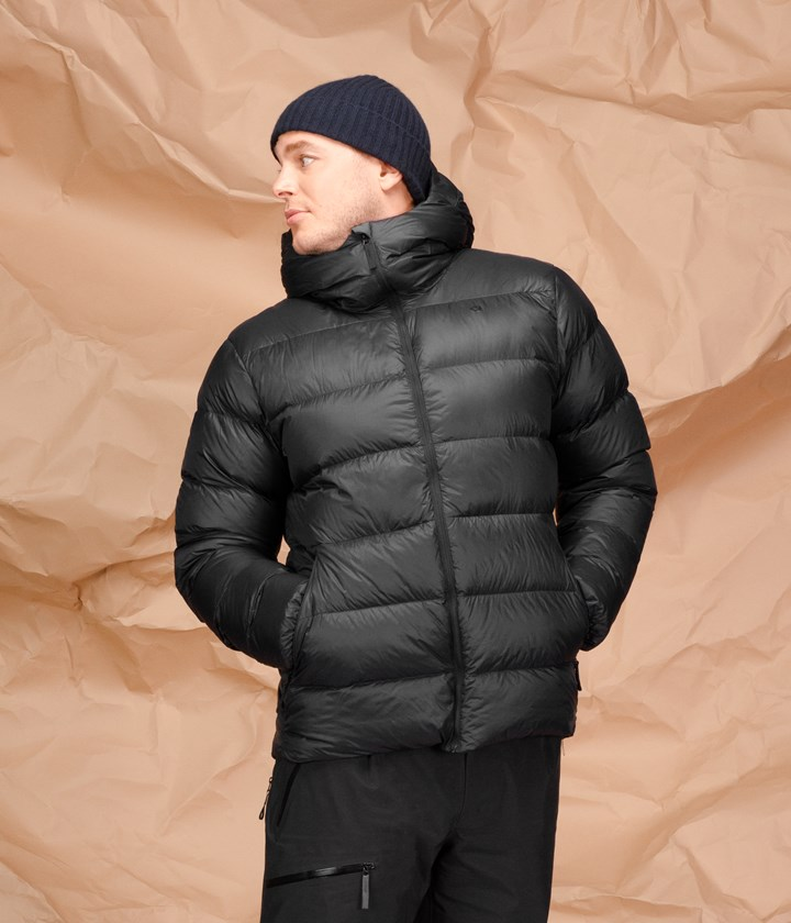 The Down Jacket