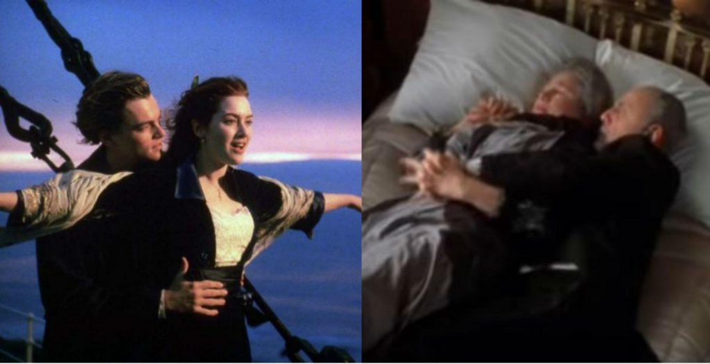 Titanic Had A Lot of Love Stories