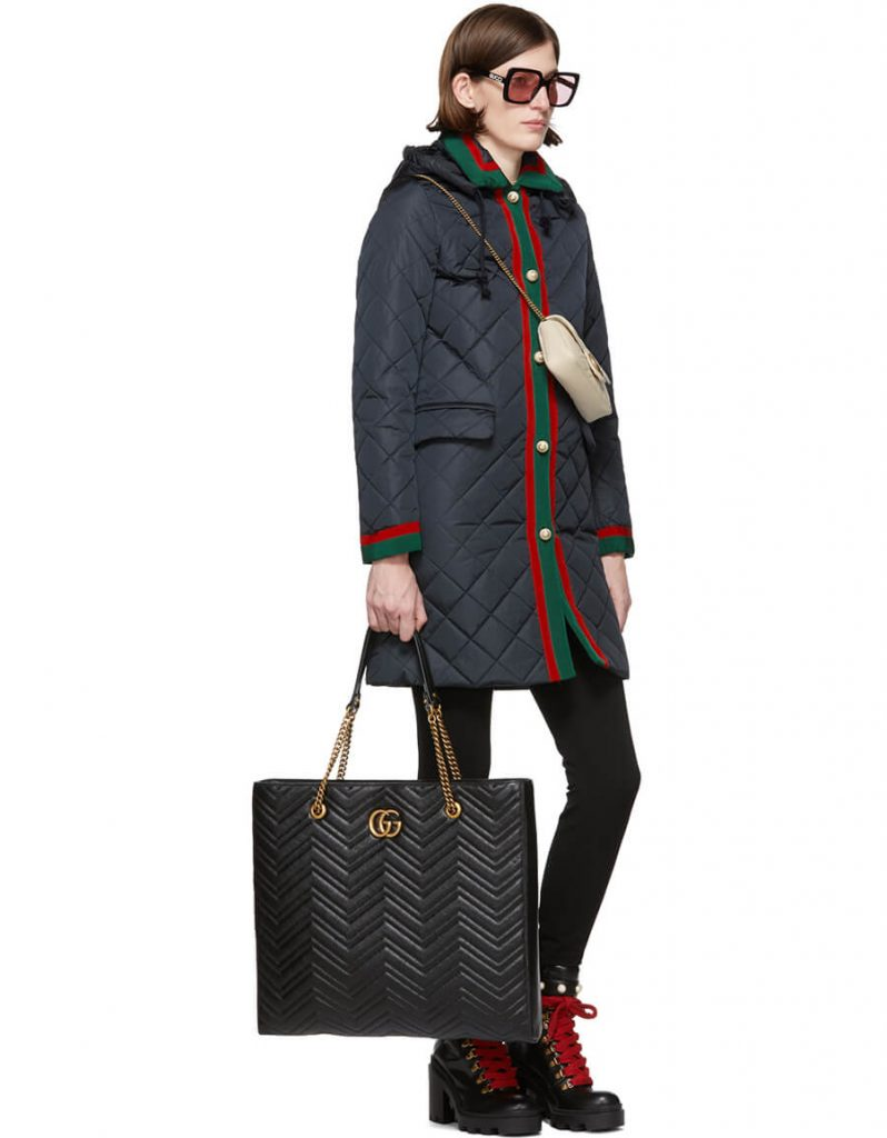 Gucci Large GG Marmont 2.0 Tote