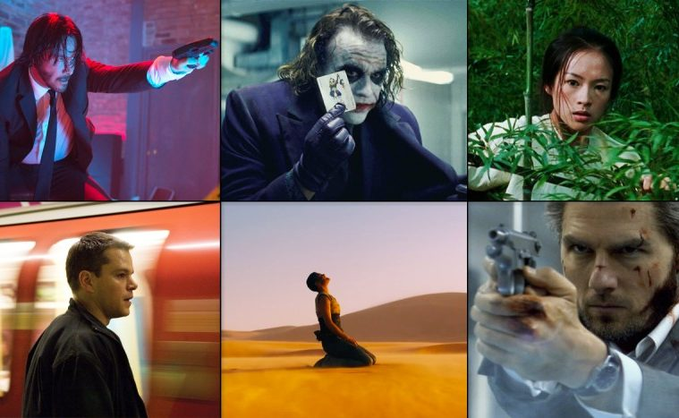 Top Thriller Movies to Have Fun Weekend