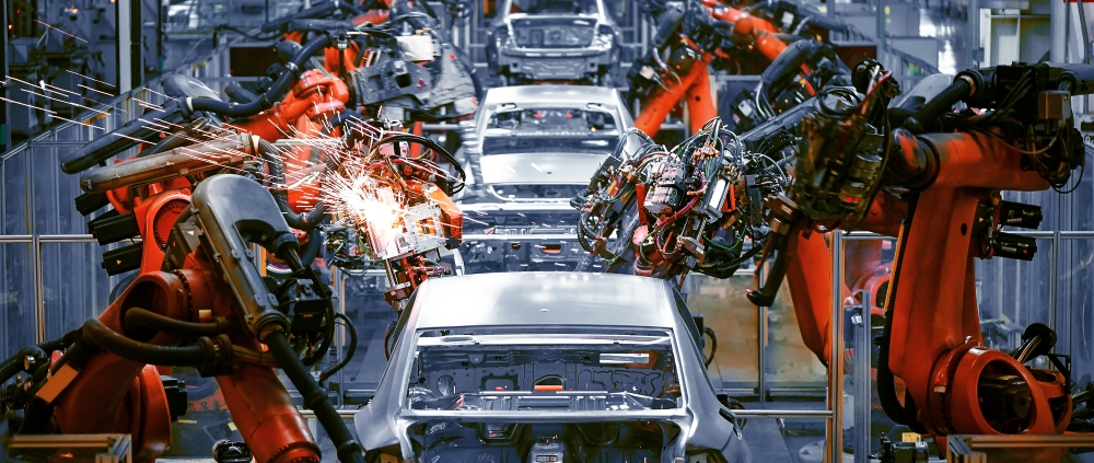 Impact of Robotics in Manufacturing Business Sector. Robotics in Manufacturing