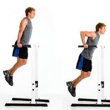 Dip. Workout to Build a Bigger Chest