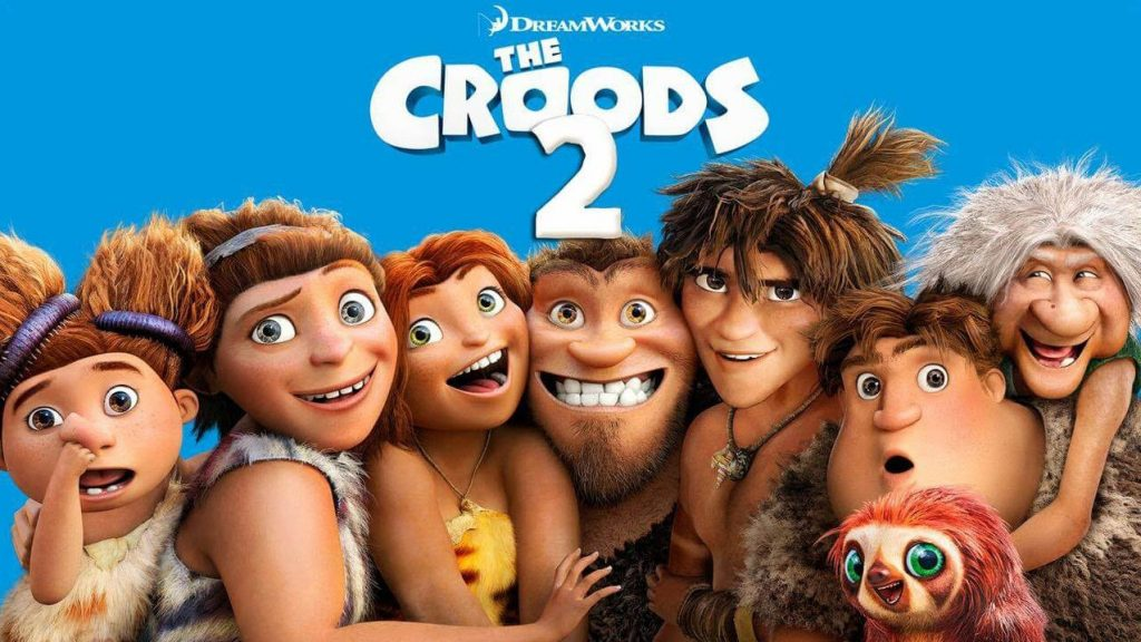 Everything You Want to Know About the Croods 2 Movie Release. Croods 2 Movie Poster