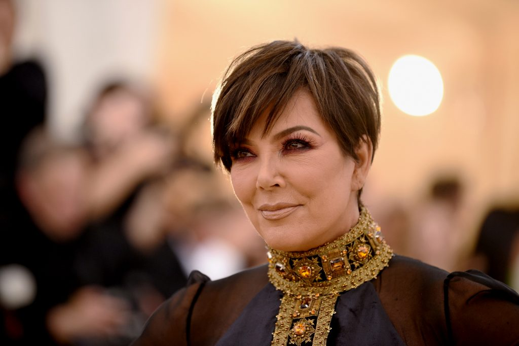 Kris Jenner. Celebs Who Have Living with Psoriasis