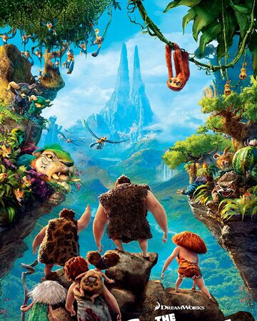 The Story for the Croods 2 Full Movie. Croods 2 Movie Poster