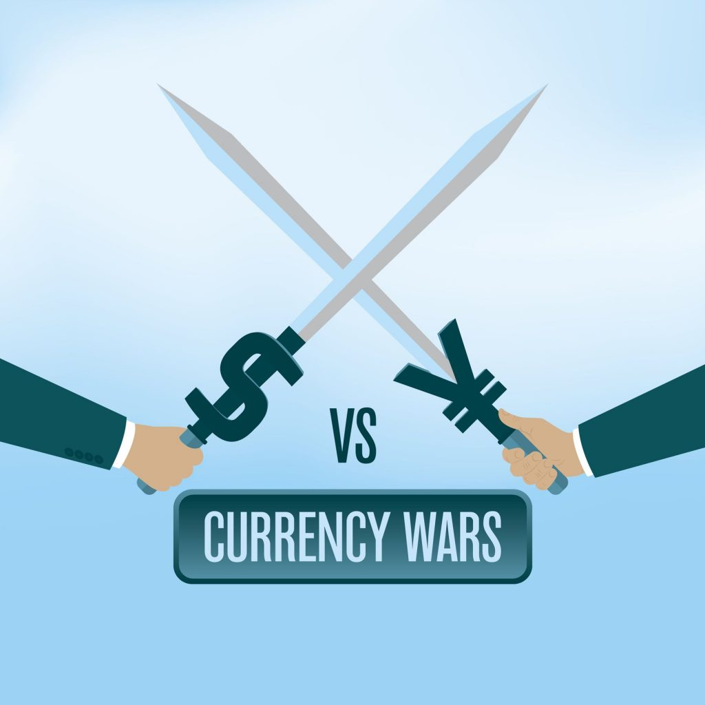 Definition and Causes of Currency War. Causes of Currency War