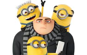 Despicable Me. Best Animated Movies on Netflix