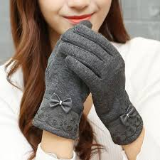 Winter Wear Fashion Clothes. Gloves