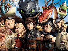 How to Train your Dragon. Best Animated Movies on Netflix