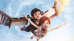 Leap. Best Animated Movies on Netflix