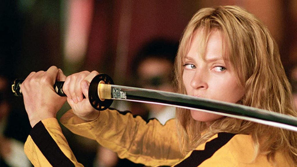 The Hattori Hanzo Sword from Sin City and Kill Bill. Cool Movie Props to Make