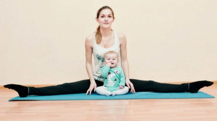 Workouts for Stay-at-Home Mothers. Ways to be Motivated to Workout