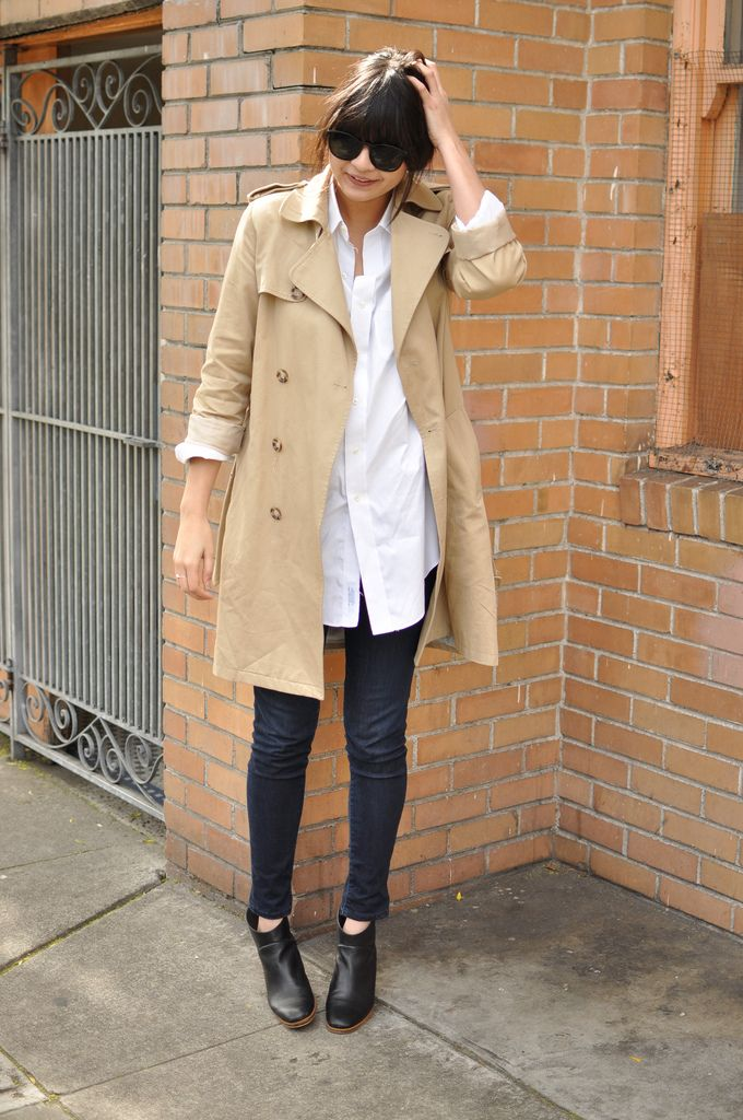 Add Over Coat for a Stylish LookAdd Over Coat for a Stylish Look. Some Cool Ways to Wear a White Shirt & Look Incredible