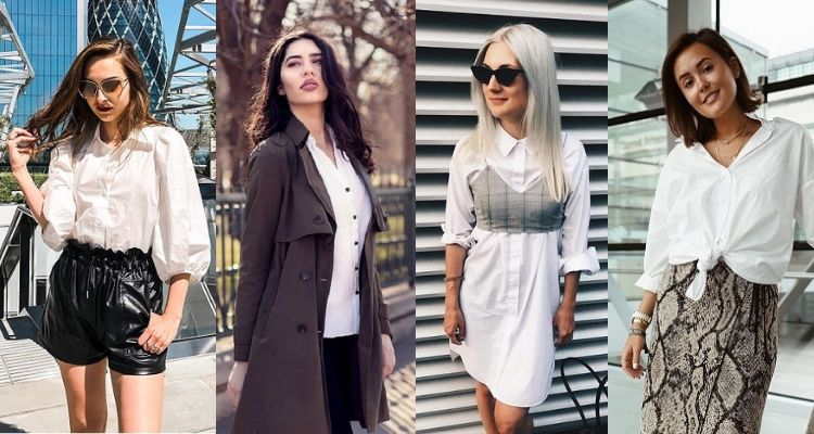 Some Cool Ways to Wear a White Shirt & Look Incredible. Some Cool Ways to Wear a White Shirt & Look Incredible. Wear a White Shirt Under Dress Shirt