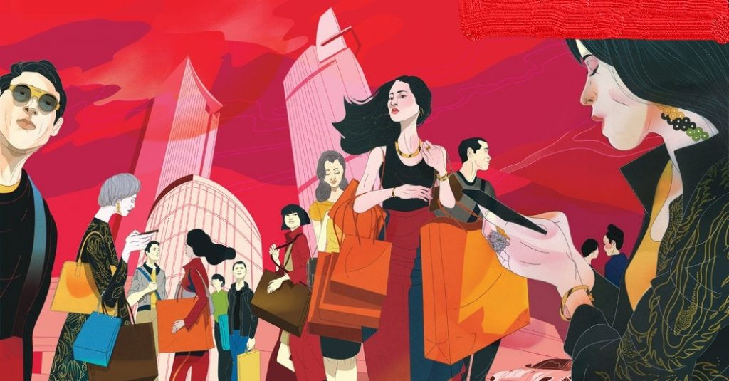 The New China Luxury Market Trends That Matter to Brands. China Luxury Market 2021