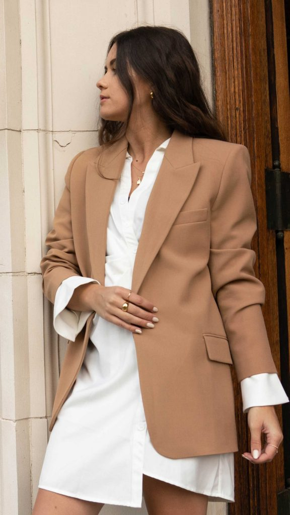 Wear with a Neutral Suit. Some Cool Ways to Wear a White Shirt & Look Incredible