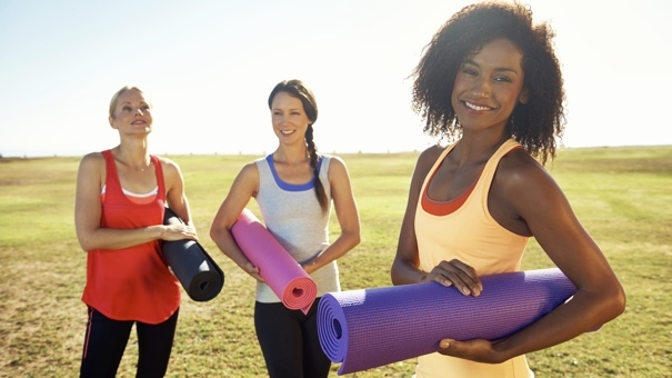 5 Best Fitness and Yoga Mats for Exercises. Best Yoga Mats for Exercise