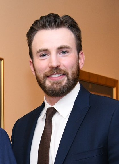 Chris Evans. Most Hottest Hollywood Actors Of 2020