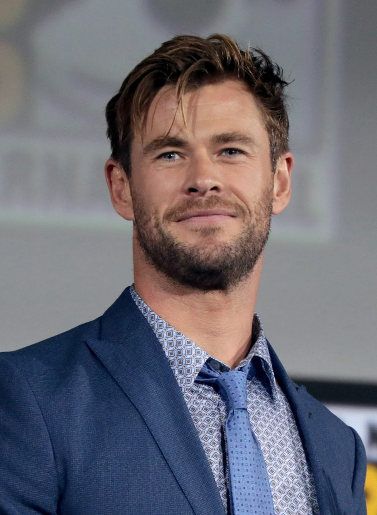 Chris Hemsworth. Most Hottest Hollywood Actors Of 2020