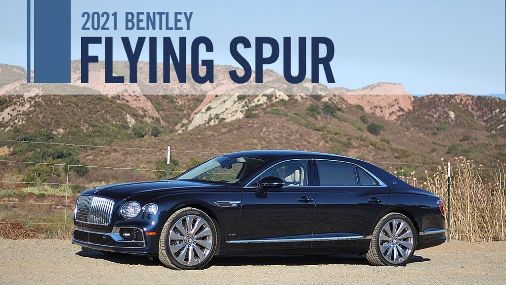 Everything You Want to Know About Luxurious Bentley Flying Spur Car. Bentley Flying Spur Top Speed
