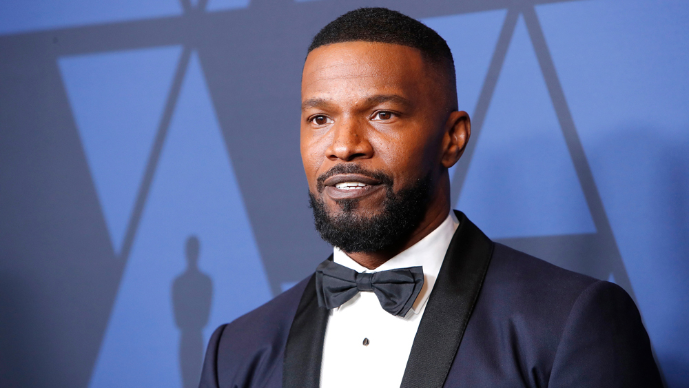 Jamie Foxx. Most Hottest Hollywood Actors Of 2020