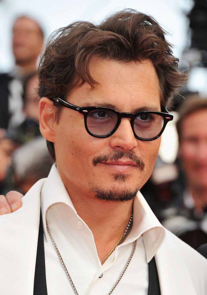 Johnny Depp . Most Hottest Hollywood Actors Of 2020