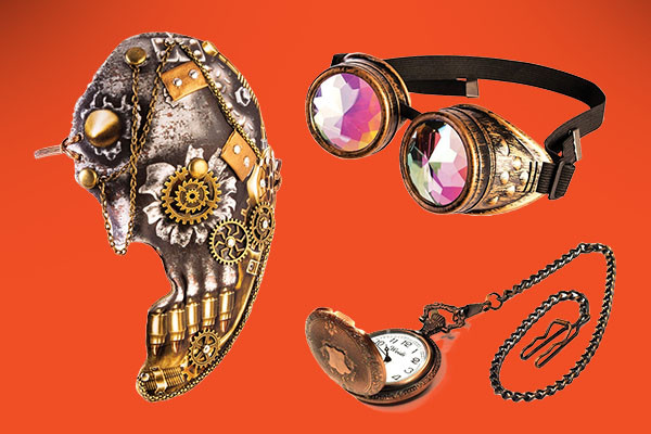 Steampunk Accessories and Other things