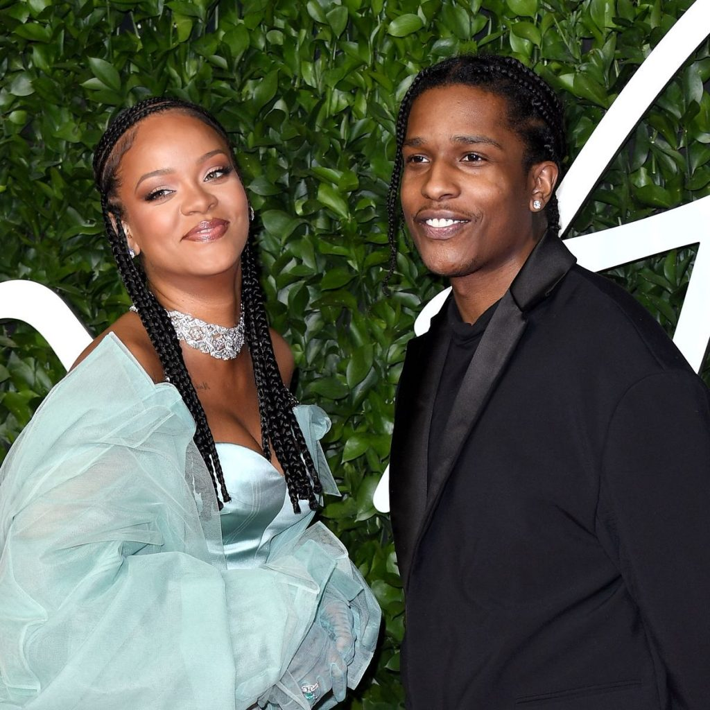 A$AP Rocky & Rihanna Are Apparently Dating Now. Asap Rocky and Rihanna's Relationship