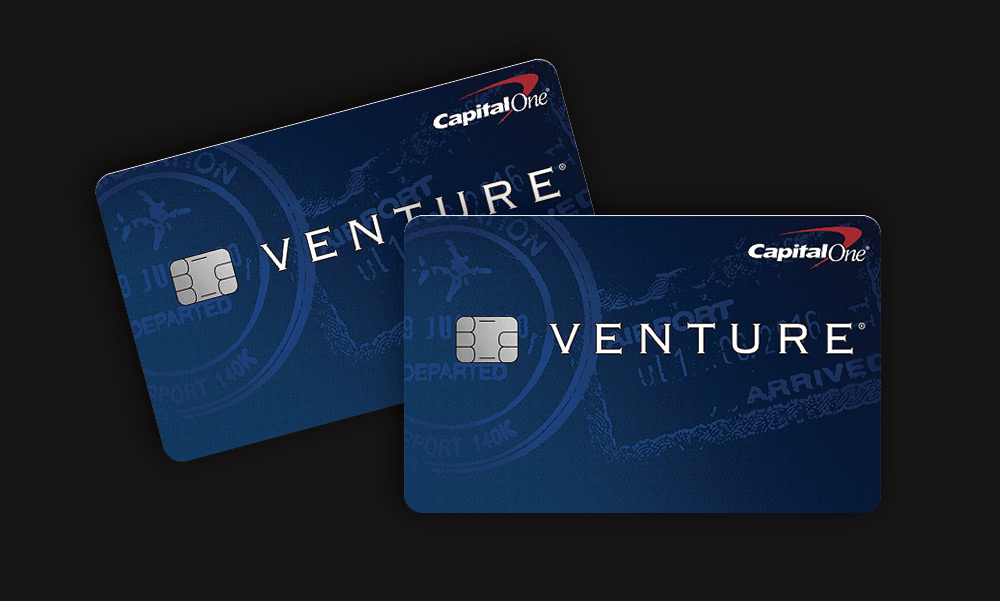 Capital One Venture Rewards Credit Card. Easy Approval Hotel Credit Cards