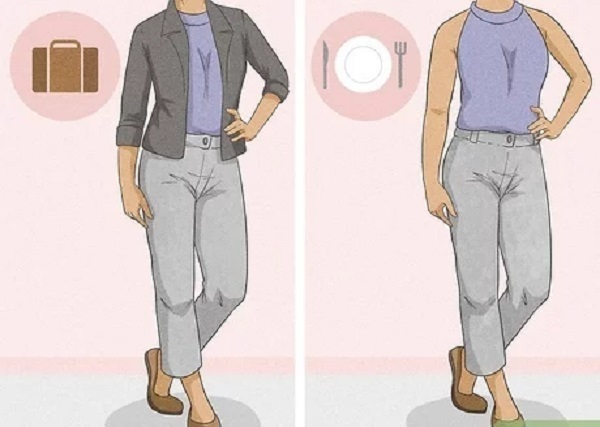 Ensure Everything Fits. Tips to Look Expensive