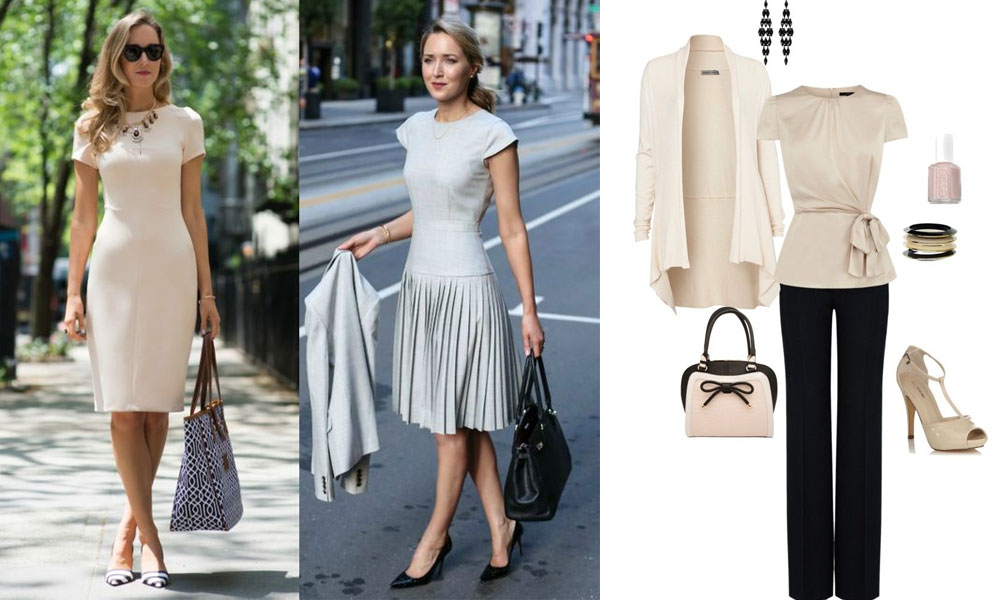 Simple & Perfect Outfit Ideas for The Office. Office Outfit Ideas for Women