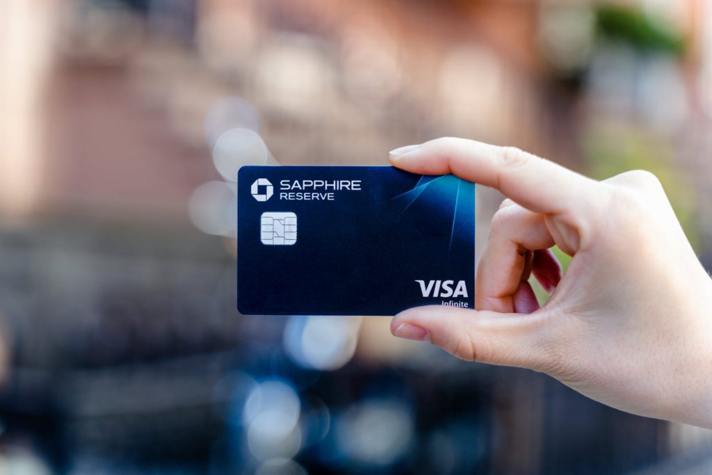 The Hottest Card Available – Chase Sapphire Reserve, Easy Approval Hotel Credit Cards