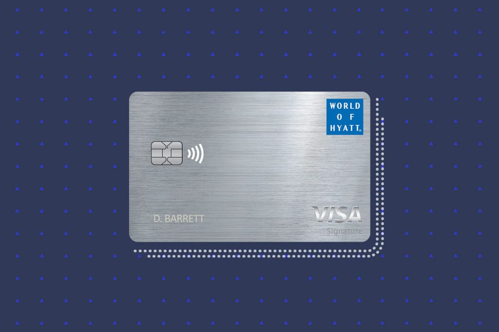 The World of Hyatt Mastercard. Easy Approval Hotel Credit Cards