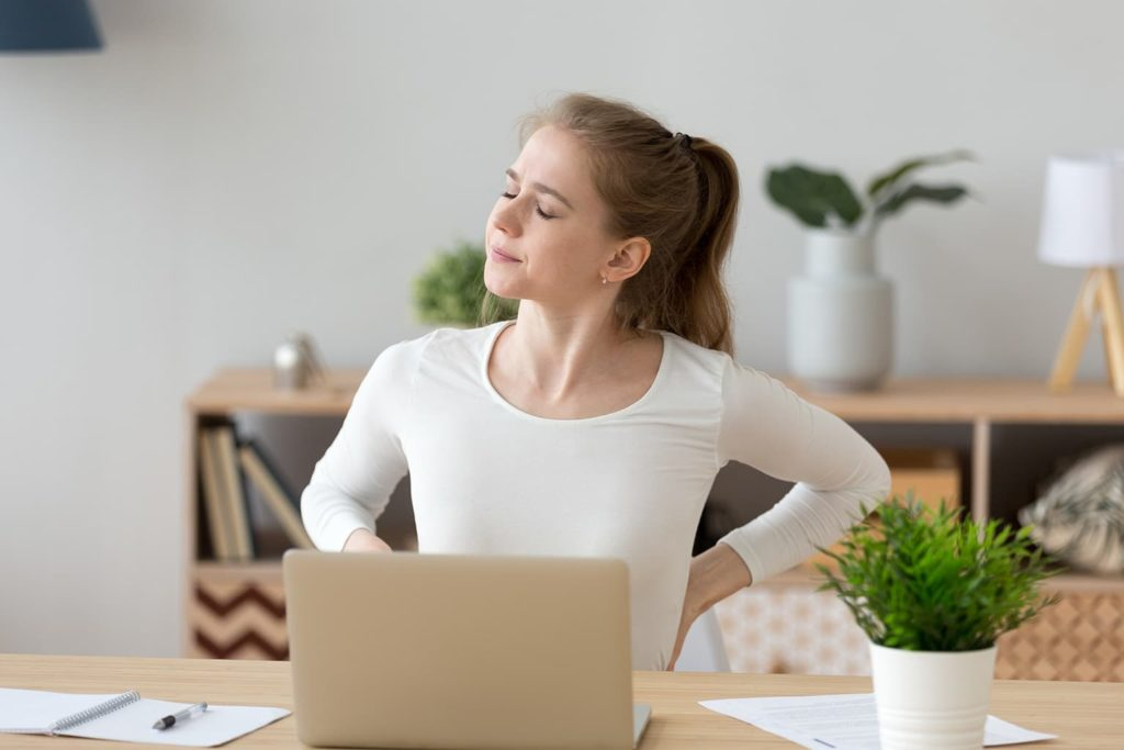 How Can Office Workers Get Rid of Their Sedentary Lifestyles